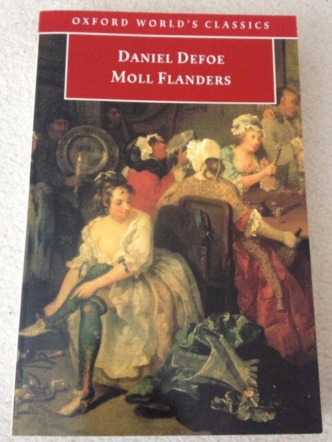 Moll Flanders by Daniel Defoe (Paperback)