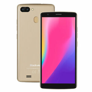 5.5'' Blackview A20 Pro 2+16GB  WiFi Dual 4G Android Smartphone Unlocked Gold