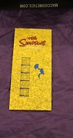 Mac Marge The Simpsons Character Limited Edition Nail Stickers Collectible Art
