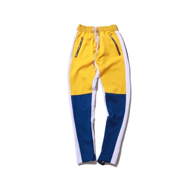Men Casual Baggy HipHop Jogger Sport Pant Trouser Multi-color Fashion Trousers