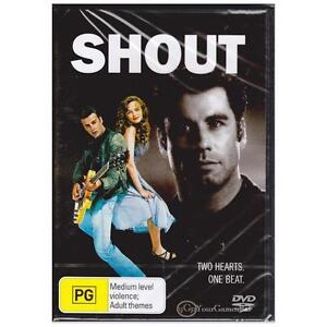 DVD-SHOUT-John-Travolta-Heather-Graham-1991-Drama-Music-Romance-PAL-REGION4-BNS