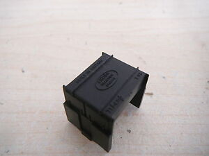 Triang Tt T96 A1a Brush Type 2 Diesel Loco Black Battery Box / Fuel Tank D5501