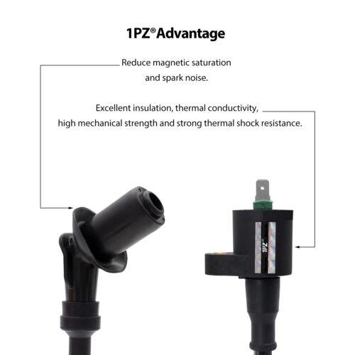 Replacement Ignition Coil For Honda FourTrax TRX125 TRX200 TRX250 TRX300 TRX350