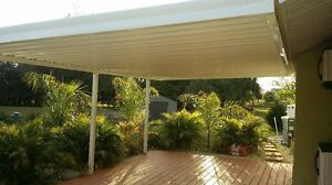 Image Is Loading Quality Aluminum Patio Cover Kits 025 Multiple Sizes