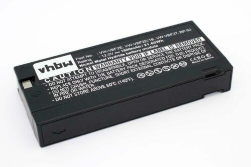 NV-M40E Batería para Panasonic NV-M3500PN NV-M40A NV-M9000