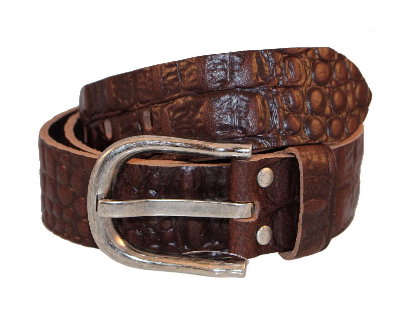 Cross Jeans Belt Men's Belt Leather Belt Size 100