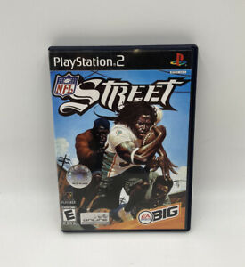 NFL Street PS2 (Sony PlayStation 2, 2004)