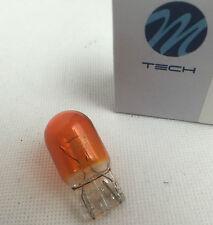 4 x WY21W LAMPE ORANGE 12V 21W W3x16D 21 WATT 12 VOLT LAMP BULB E2 PRÜFZEICHEN