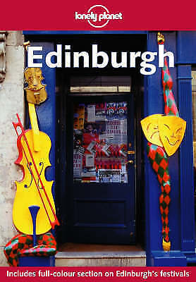 1 of 1 - Edinburgh (Lonely Planet City Guides) by Tom Smallman - PB