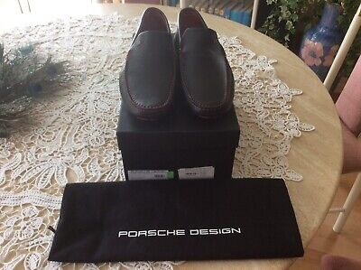 Porsche Design Monaco Nappa injection Moccasin Size 41; 41,5; 42,5; 43 BLKRED * NEW * | eBay