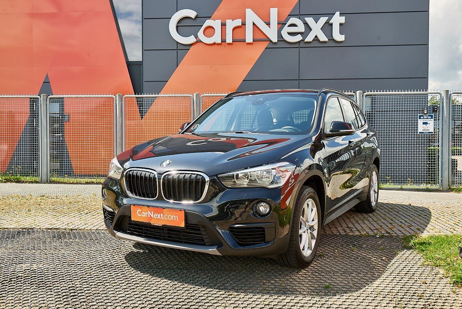 BMW X1 2,0 sDrive18d aut. 5d - 289.900 kr.