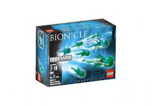 LEGO Bionicle Squid Ammo Set #8934