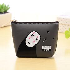 Cute Women's Card Holder Wallet Coin Purse Clutch Zipper Leather Mini Change Bag