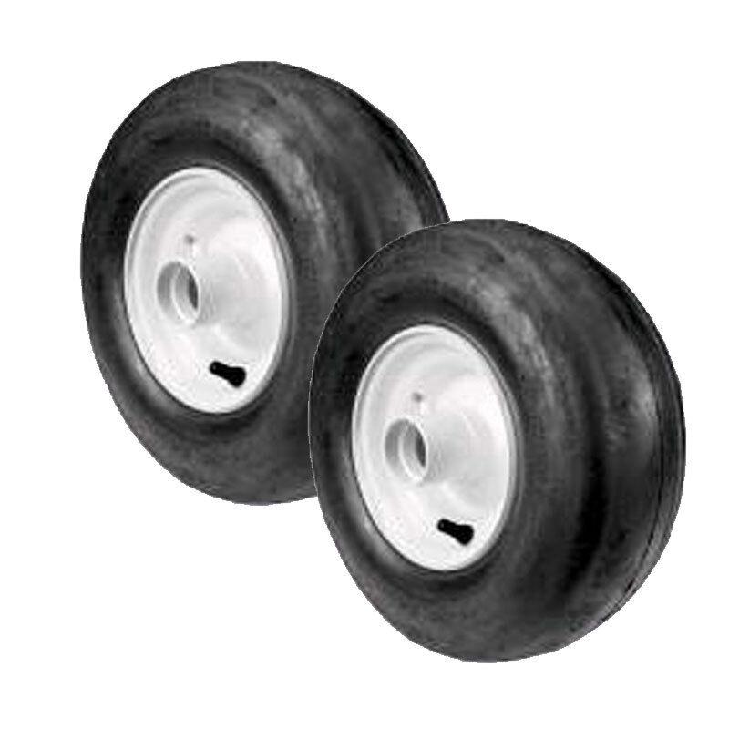 Juego de 2 ruedas Caster Asamblea 13X500X6 sustituye Exmark 1-633582 6335 82