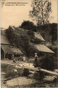 CPA La Roche-Maurice - Paysage Breton - Milin ar C'han (1033814)