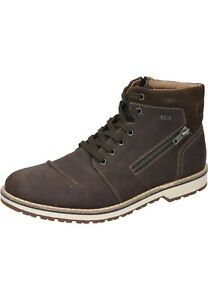 39231 46 Rieker 26 Taille Tex New16 Marron Bottines Homme Boots 40 Chaussures zZ8wzT