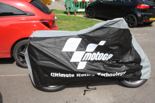 Bike-It Moto GP Motorcycle Dust Cover Size X-Large