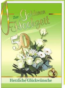 Zur Goldenen Hochzeit Buch Buchlein Geschenk 50 Jahre Verheiratet