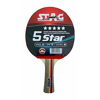 Stag 5 Star Table Tennis Racquet