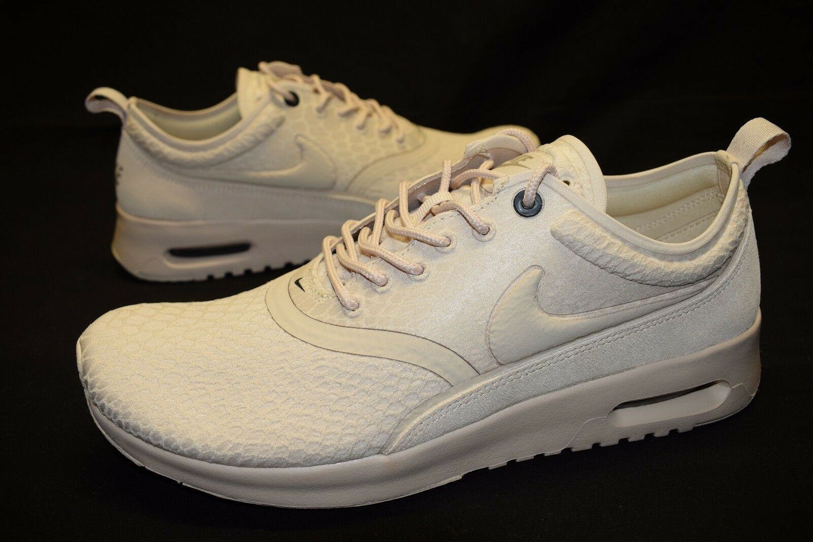 WMNS Nike Air Max Thea Ultra SE Oatmeal Women Running Shoes SNEAKERS 881118 100 9