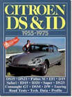 Citroen DS and ID, 1955-75 by Brooklands Books Ltd (Paperback, 1990)