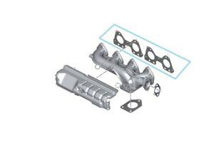 2X-NEW-BMW-EXHAUST-MANIFOLD-STEEL-GASKETS-N47S-N47S1-ENGINE-11628509783
