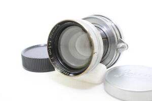 EXC-Leica-Ernst-Leitz-Wetzlar-Summitar-5cm-f-2-Screw-Mount-From-JAPAN