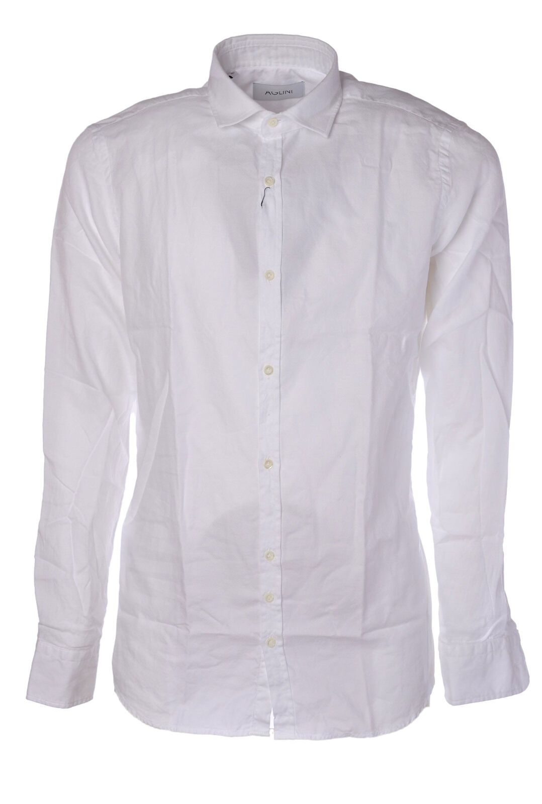 Aglini - bluesen-Shirt - Mann - white - 476215C181228