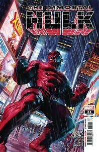 Immortal-Hulk-31-Alex-Ross-Marvel-Comic-1st-Print-2020-unread-NM
