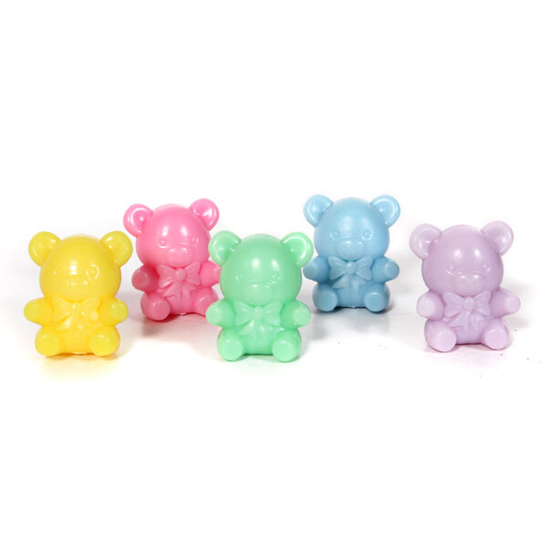 16 Mini Teddy Bears/Kids Party Favours/Baby Shower Party Favours/Decorations