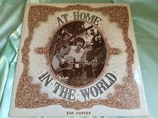 Sealed Loner Folk FLP : Bob Morley ~ At Home In The World ~ Jewel 522 Stereo