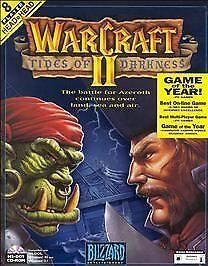 Warcraft Ii Tides Of Darkness Pc 1995 For Sale Online Ebay