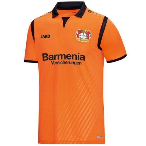 Jako Bayer 04 Leverkusen Trikot Torwart Torwarttrikot Werkself KA 2017//2018