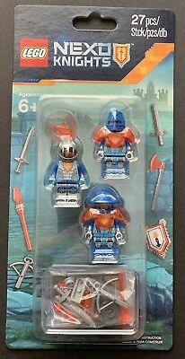 Lego Nexo Knights Minifigures Accessory Set 853676