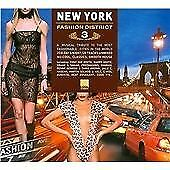 New York Fashion District 3 (2CD), Various, Audio CD, New, FREE & FAST Delivery