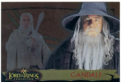 Lord Of The Rings Evolution Evolution A Chase Card 11A