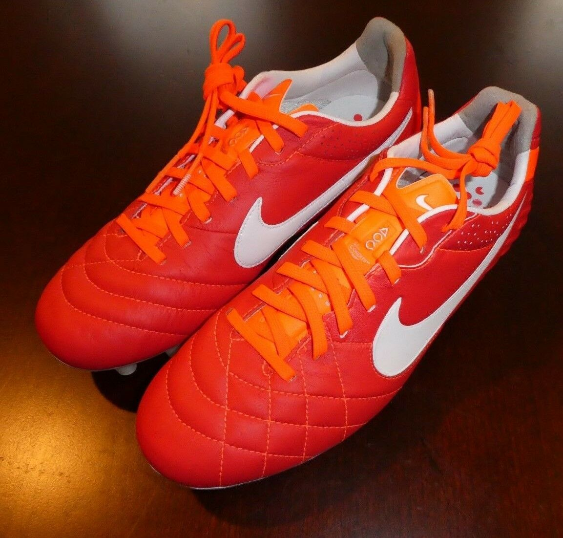 Nike Tiempo Legend IV FG Soccer Cleats new shoes 454316 454316 454316 618 size 6 5d8beb
