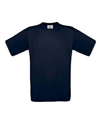 B&C Herren Kurzarm T-Shirt verschiedene Farben und Größen S - XXXL