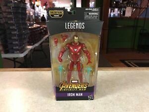 2018-Marvel-Legends-Avengers-Infinity-War-6-034-Figure-MOC-BAF-Thanos-IRON-MAN