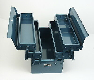 Mannesmann Cantilever Toolbox 530mm <> 21 Inch High Quality 5 Trays VPA GS TUV