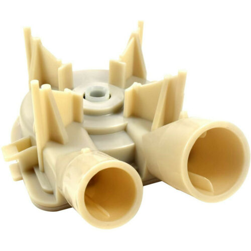 HQRP Washer Drain Pump fits Whirlpool LSB-H LSN-P LSQ LSR LSS LST LSV LSW Series