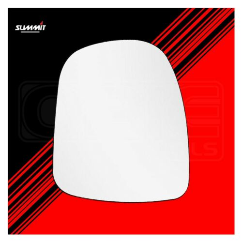 Summit SCG-07L Commercial Replacement Mirror Glass Fits Vauxhall LHS