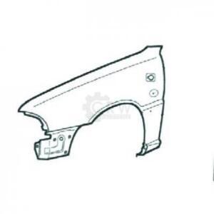 Kotfluegel-Fender-links-fuer-Audi-A4-Limousine-Avant-8D2-Bj-94-96