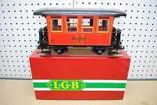 LGB 3707 (37070) Bergliesl Bottle Train Passenger Car *G-Scale*