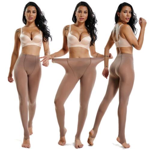 Plus Size Pantyhose Women Men High Waist Velvet Elastic Tights Stockings 240lbs