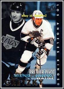 ULTRA-FLEER-1995-WAYNE-GRETZKY-NHL-LOS-ANGELES-KINGS-MINT-PREMIER-PIVOT-3-10