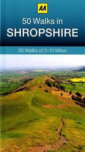 Aa-Aa-50-Promenades-en-Shropshire-Tout-Neuf-Livraison-Gratuite-Ru