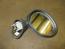 2012 Mini Cooper R60 Right front door mirror, white