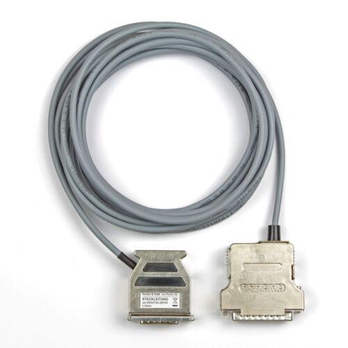 S5 wie 6ES5734-2BF00 5 Meter lang SIMATIC Programmierkabel PG
