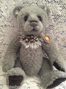 Sweet-Tempered Horatio Charlie Bears 2013 Part 1 Plush Collection New W/tags